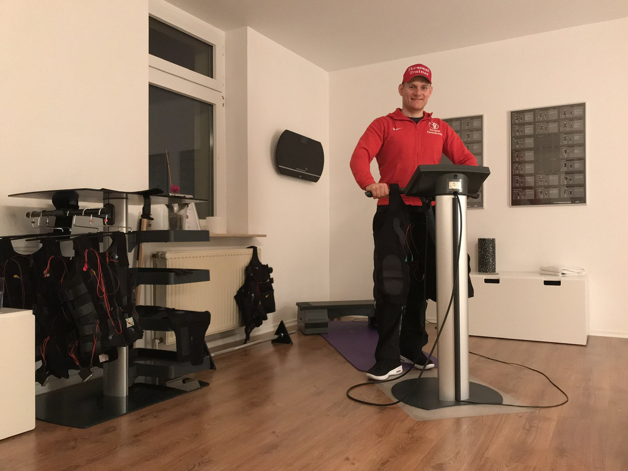 Fit im Süden EMS Training